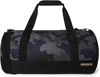 HAN Duf RE PRINT - Bolsa de viaje (60 cm, 48 L), color negro