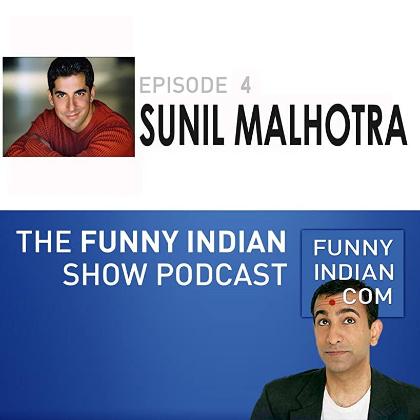 The Funny Indian Show Podcast Episode 4
