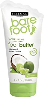 Bare Foot Butter Cream Lime, Coconut - 125ml