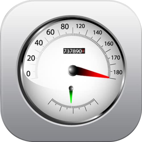 GPS Racing Speedometer