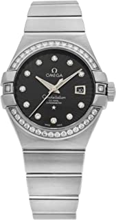 Wristwatch Constellation 123.55.31.20.51.001 Co-axial Automatic Winding Diamond K18wg Innocence
