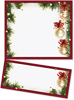 Christmas Stationery Printable
