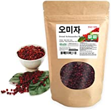 [Medicinal Korean Herb] Schizandra Berry (Schisandra/Wuweizi / 오미자) Dried Bulk Herbs 4oz (113g)