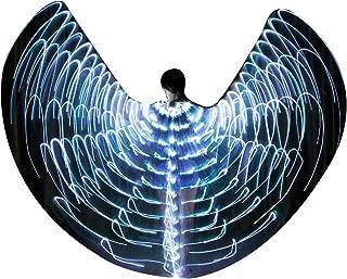 glow in the dark butterfly wings