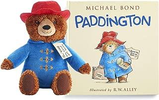 Kohl's Cares Paddington Bear Plush Toy and Book Gift Set Bundle