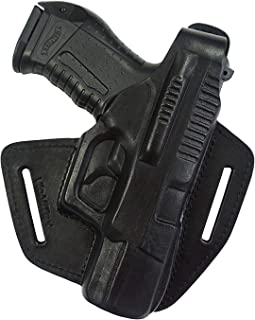 VlaMiTex B5 Leather Pistol Holster for Walther P99 / PPQ M2 / SW99