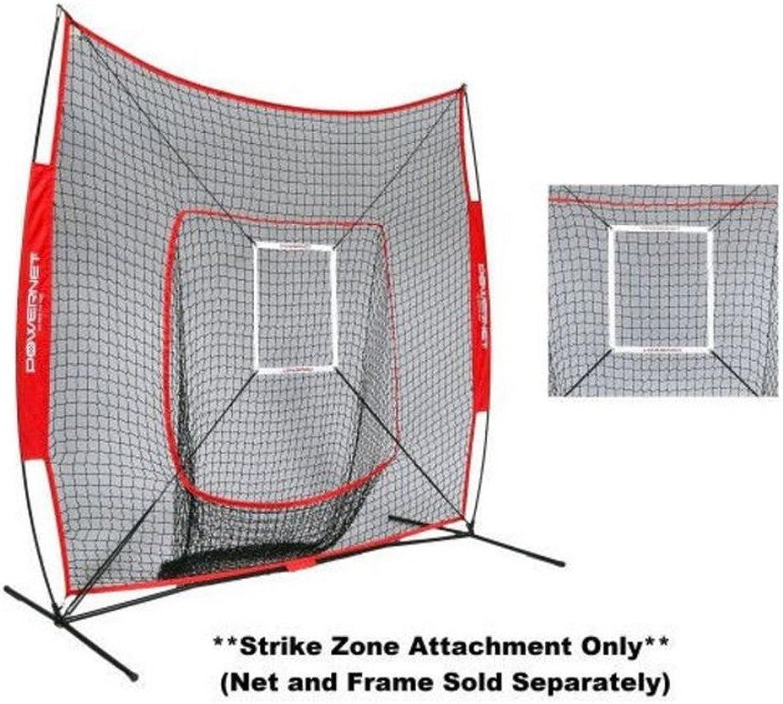 PowerNet Baseball Softball Net Strike Zone Attachment