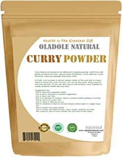 Curry leaves Powder 100% Natural by Oladole Natural