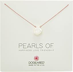 Dogeared - Pearls of…Large Keshi Pearl Necklace