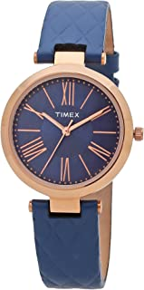 Timex Analog Blue Dial Women's Watch - TWEL11803
