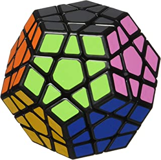 DaYan Megaminx Black Without Ridges Speed Cube Puzzle