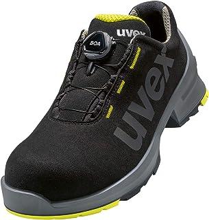Uvex 1 BOA S2 Zapatos de trabajo para hombre y mujer, ligeros y antideslizantes.