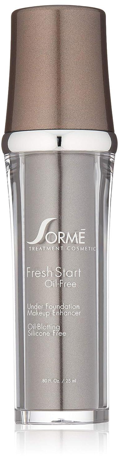 高く時刻表うなずくSorme' Treatment Cosmetics Sorme化粧品フレッシュスタートオイルフリー財団、0.8オンス 。8オンス。 示すように、