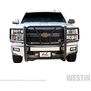 Westin 57-0005 HDX Grille Guard Light Clamp