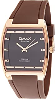 Omax Casual Watch For Men Analog Silicone - D006R251