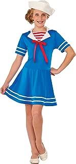 Rubie's Costume Sea Sweetie Deluxe Child Costume, Large