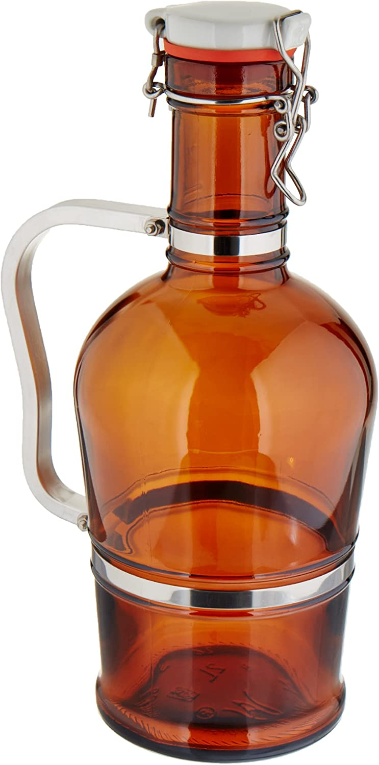 Midwest Homebrewing and Winemaking Supplies Liter with Max 60% OFF Growler 2 Fashion
