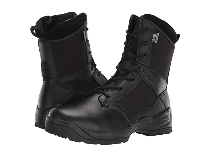 5.11 Tactical  8 ATAC 2.0 Storm (Black) Mens Boots