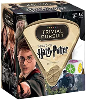 Winning Moves Australia Harry Potter Trivial Pursuit Game