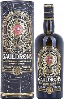 Douglas Laing The Gauldrons Campbeltown Blended Malt Scotch Whisky mit Geschenkverpackung 1 x 0.7 l