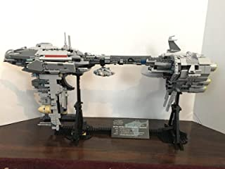 LEPlN Star Wars Nebulon Medical Frigate MyOwnCreation (MOC) Bricks
