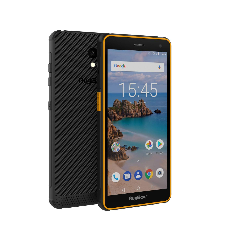 RugGear nuevo RG650 Smartphone Android 8.1 delgado robusto a ...