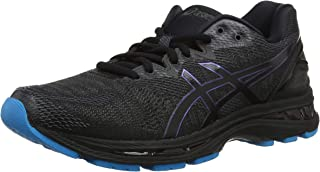 ASICS Men's Gel-Nimbus 20 Lite-Show Road Running Shoes, Black