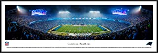 Carolina Panthers - 50 Yard Line at Bank Of America Stadium - Panoramic Print