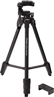 Photron STEDY PRO 550 Tripod with Mobile Holder for Smart Phone, DSLR, Mobile Phone | Maximum Operating Height: 1365mm | W...