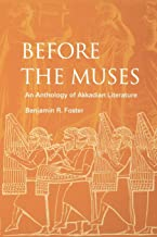 Before the Muses: An Anthology of Akkadian Literature