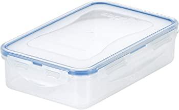Lock & Lock 27 Ounce Clear Meal Food Storage Container