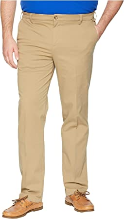 Big & Tall Modern Tapered Workday Khaki Pants