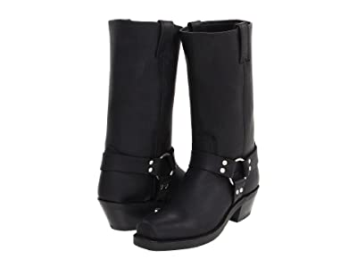Frye Harness 12R (Black) Women