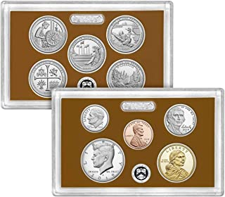 2019 S 10 Coin Clad Proof Set in OGP with CoA Proof
