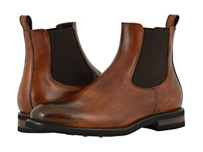 Trask Richmond (Whiskey Italian Calfskin) Men