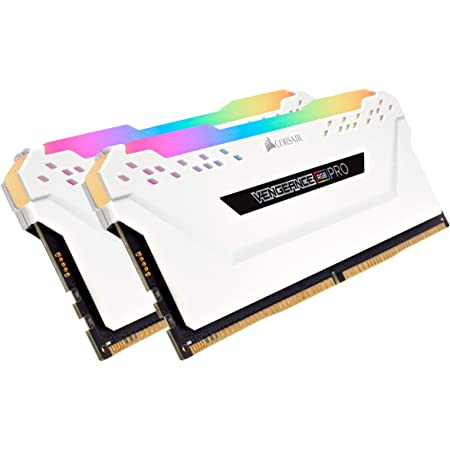 CORSAIR Vengeance RGB PRO Light Enhancement Kit (Memory not Included) – White
