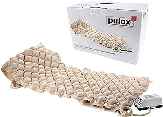 Pulox Antidekubitus Matratze/Wechseldruckmatratze Auflagesystem mit Pumpe Anti Dekubitus