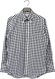 (インディビジュアライズドシャツ) INDIVIDUALIZED SHIRTS『BIG GINGHAM CHECK』(BLACK)