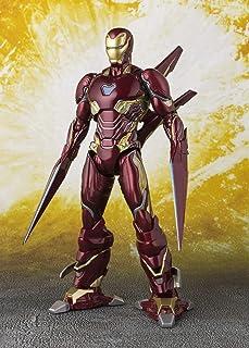 TAMASHII NATIONS Avengers: Infinity War Iron Man Mk-50 Nano-