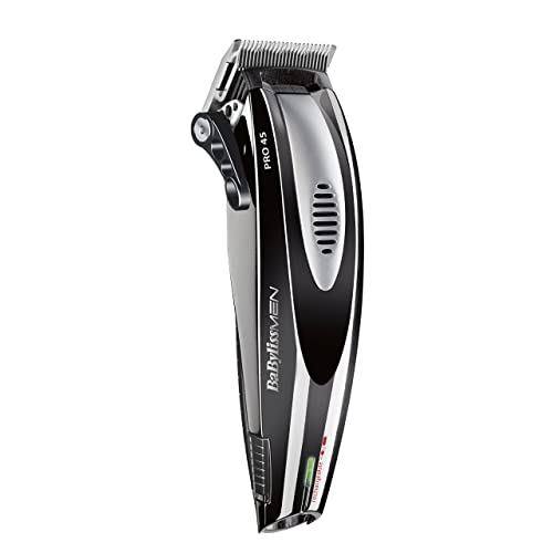 BaByliss For Men - E956E - Tondeuse cheveux Pro 45 Intensive