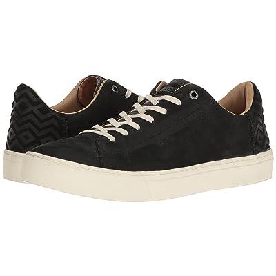 TOMS Lenox Sneaker (Black Nubuck) Men