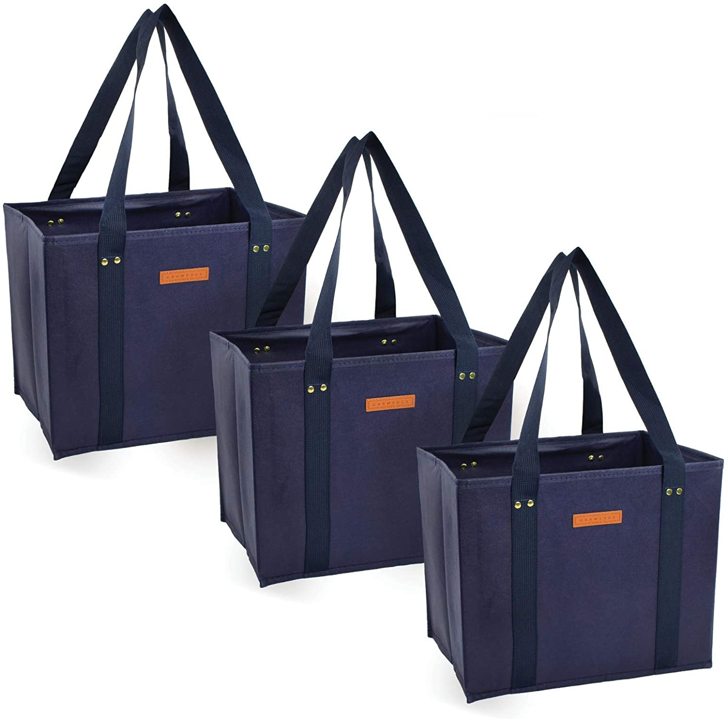 Sale Reusable WASHABLE Grocery Shopping Cart Trolley set 55% OFF 3 Bags of -