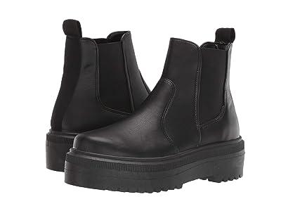 Steve Madden Yardley Boot (Black) Women