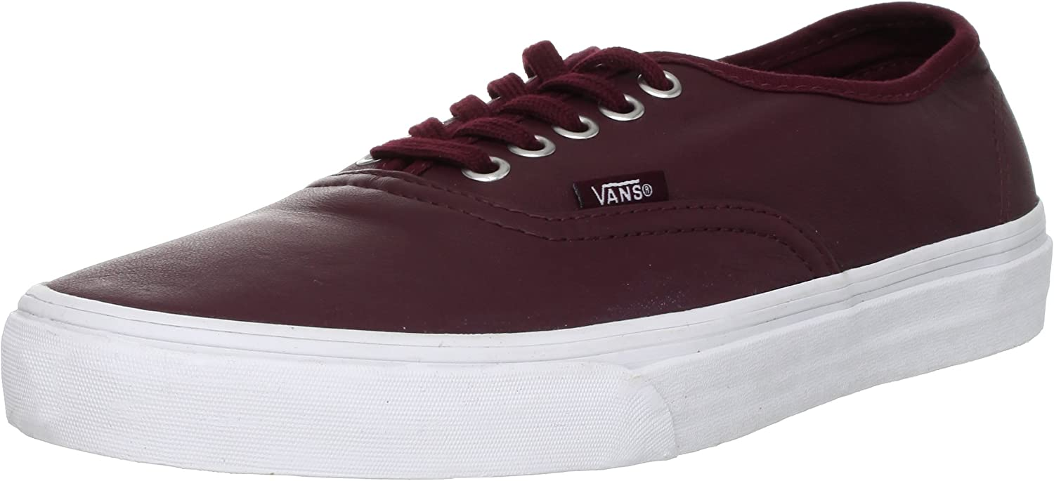 Vans U Authentic (Aged Leather), Unisex Adults' Trainers