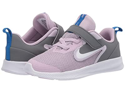 Nike Kids Downshifter 9 (Infant/Toddler) (Iced Lilac/White/Smoke Grey/Soar) Boys Shoes