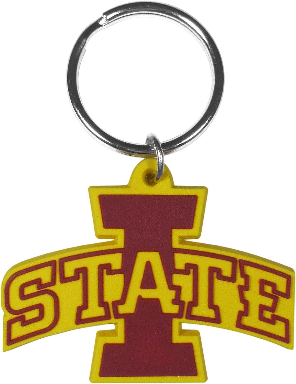 Siskiyou NCAA Unisex Flex Key Chain
