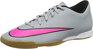 Mercurial Vortex II IC - 651648060 - Color: Grey-Pink - Size: 10.5