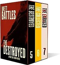 The Jonathan Quinn Enraged Box Set: Books 5-7 (The Jonathan Quinn Box Sets Book 2)