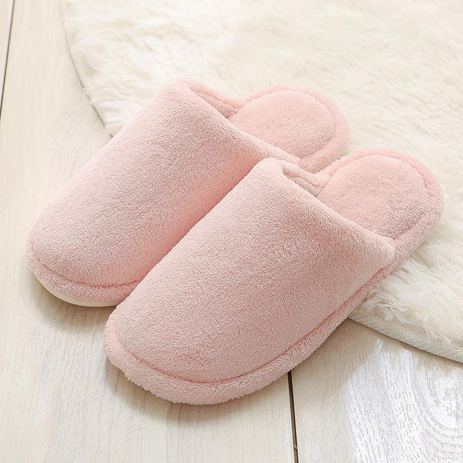 Women's shoes Fall Winter Comfort Slippers Flat Heel Round Toe for Casual