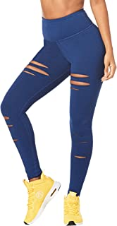 Zumba Women's High Waist Leggings